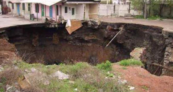 Донбассу грозит экологическая катастрофа. —Ученые