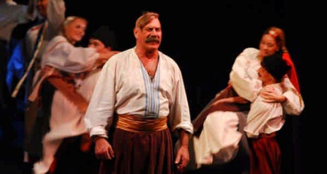 Театр на Оборонной в Луганске восстанавливает спектакль «Тарас Бульба»