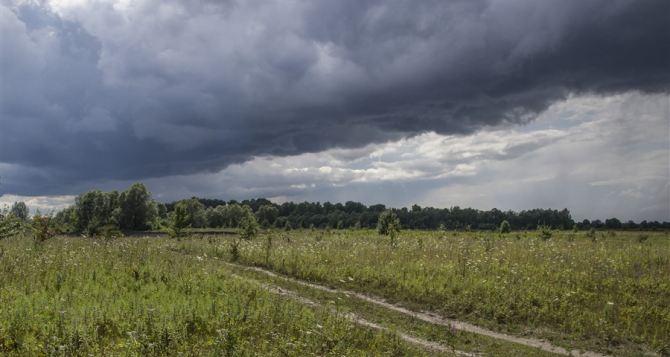 Прогноз погоды в Луганске на 14июля