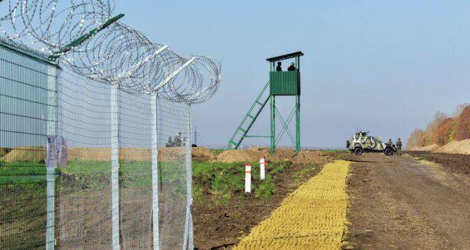 При строительстве «Стены» на границе с Россией украли больше 100 млн грн.