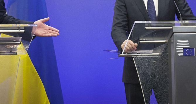 В отношениях Европы и Украины начался кризис. —Эксперт