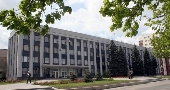 В Администрации Луганска ввели пропускную систему