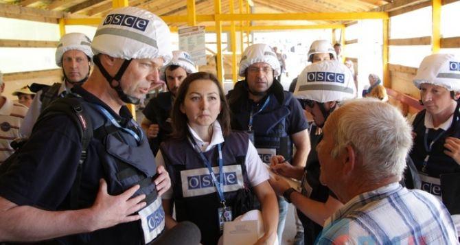ВДонбассе убиты пятьдесят шесть мирных граждан  ссамого начала  года— ОБСЕ