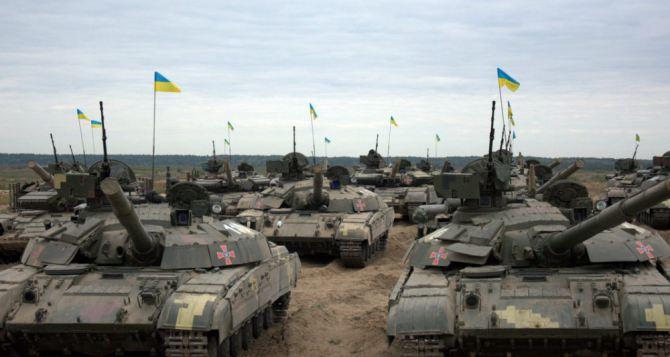 В Харькове создадут Институт танковых войск