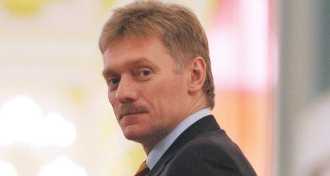 Оружие США отдалит мир на Донбассе. —Песков