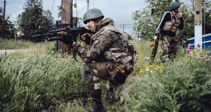ЛНР: завчерашний день силовики государства Украины шесть раз нарушили перемирие