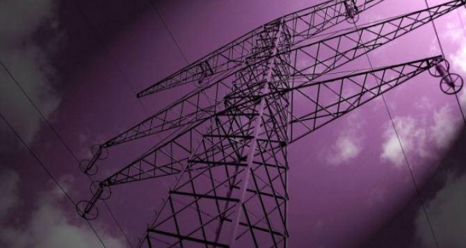 Последствий от прекращения поставок электричества из Украины в ДНР для населения не будет. —Жебривский