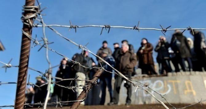 В СБУ заявили, что на Донбассе растет число пленных
