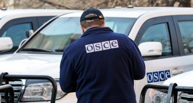 В Луганской области увеличилось количество нарушений «режима тишины». —ОБСЕ