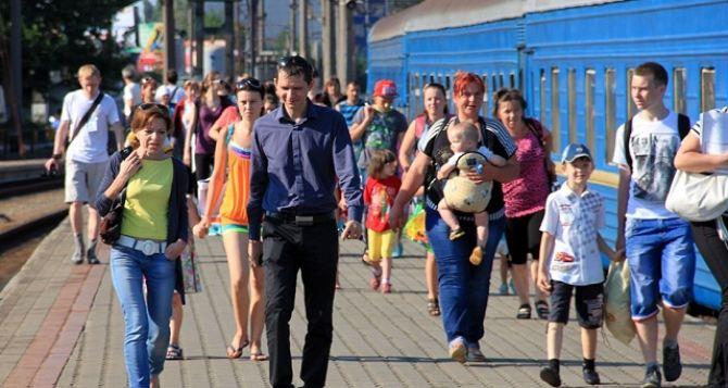 В ООН озвучили страны, которые приняли наибольшее количество беженцев с Донбасса