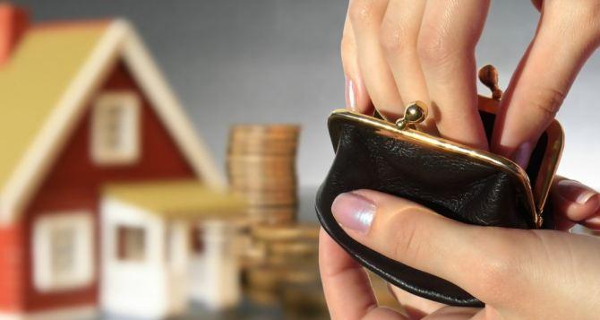 Переселенцев из Донбасса освободят от уплаты налога на недвижимость в период АТО