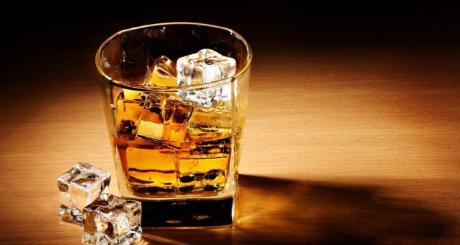 Статус про виски и секс