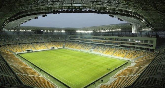 «Заря» определилась со стадионом для проведения матчей Еврокубка