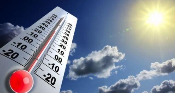 Прогноз погоды в Луганске на 15августа