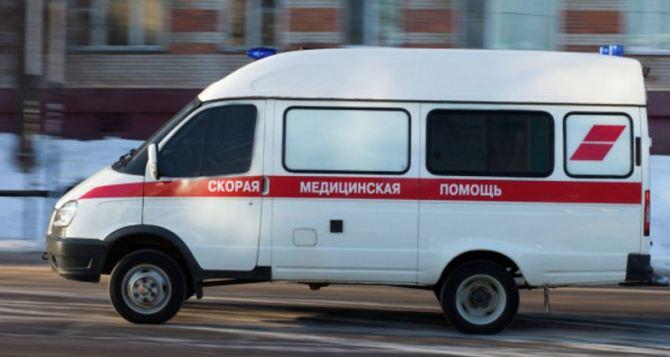 В самопровозглашенной ЛНР двое 9-летних детей серьезно пострадали в результате взрыва боеприпаса