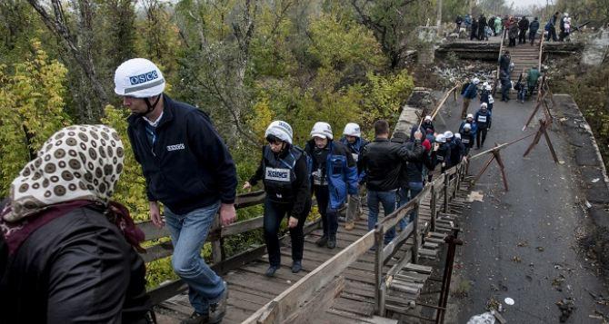 Мост в Станице Луганской должен быть восстановлен независимо от политических намерений обеих сторон. —ОБСЕ