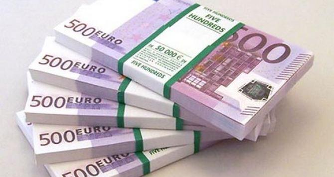 Германия выделит миллион евро для переселенцев из Донбасса