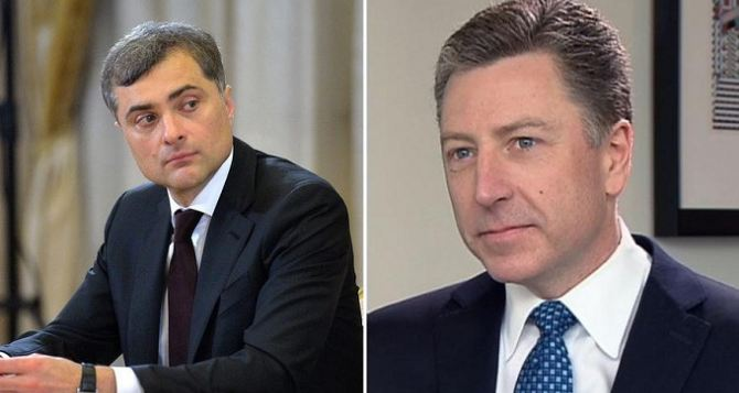 О чем говорили Сурков и Волкер три часа в Минске?