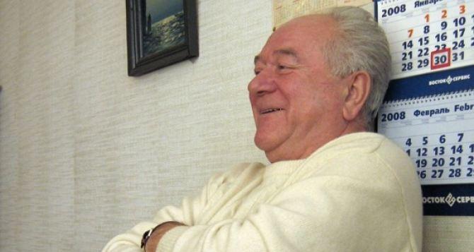 Умер бывший губернатор Луганской области