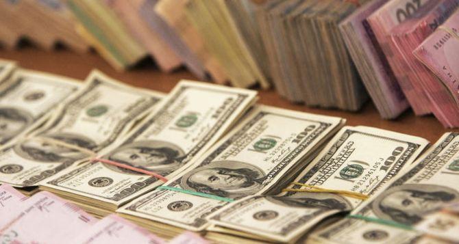Курс валют в самопровозглашенной ЛНР на 24августа