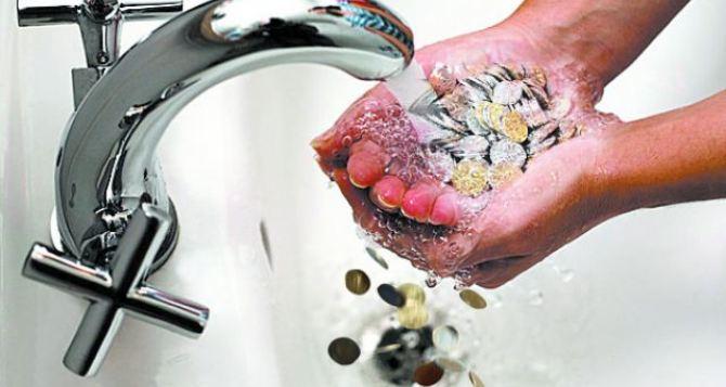 Самопровозглашенная ЛНР начала платить Украине за воду. —ОБСЕ