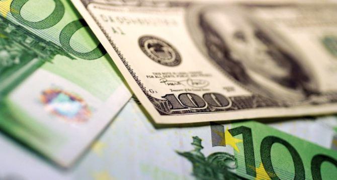Курс валют в самопровозглашенной ЛНР на 31августа