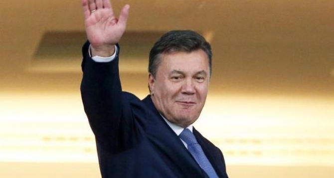 У Януковича, оказывается, есть трехлетний сын. —СМИ
