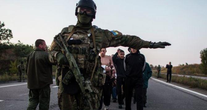 Украина дала согласие наобмен пленными поформуле «309 на87»— СБУ