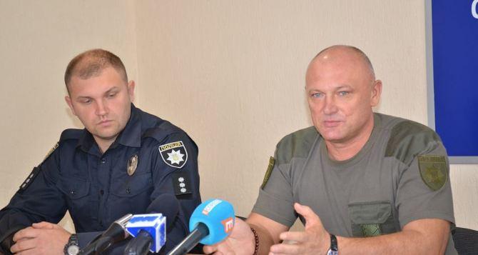 В Луганской области новый глава патрульной полиции
