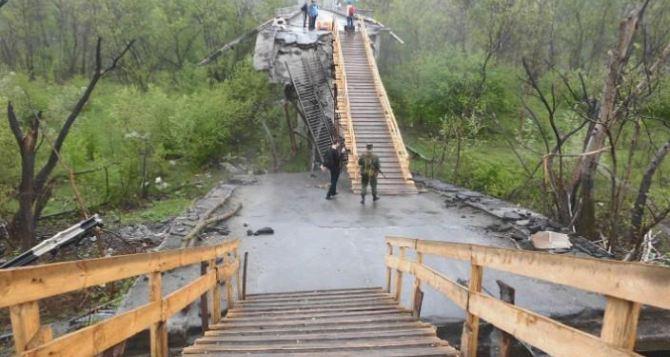 В Минске обсудят ремонт моста в районе Станице Луганской