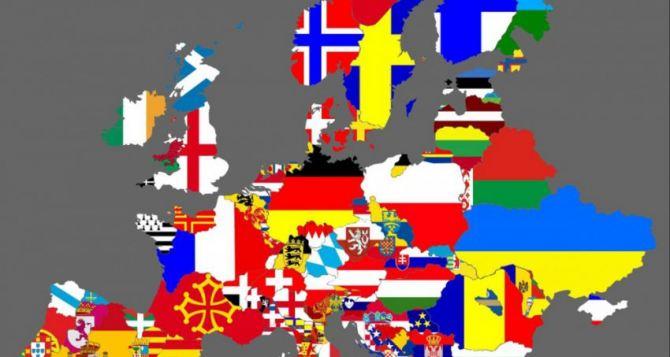 Сепаратистские склонности Европы или такли уникален Донбасс
