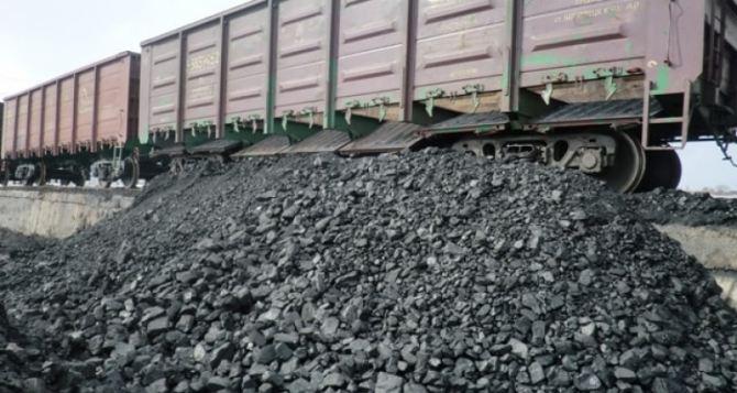«Лисичанскуголь» терпит миллионные убытки, намерено накапливая продукцию на складах