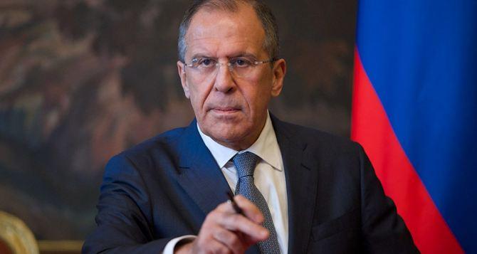 Россия не предлагала ввести на Донбасс силы ООН. —Лавров