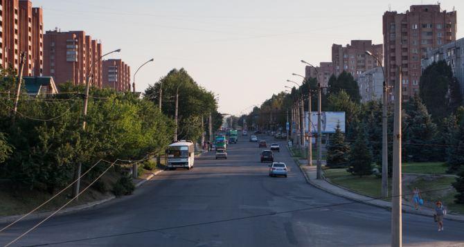 Какая погода будет в Луганске на выходные