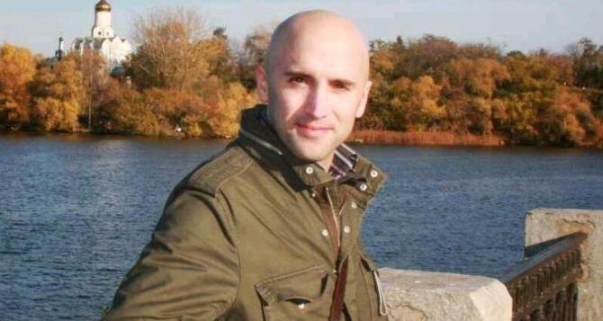 Британский журналист Грэм Филлипс на время прекратит освещать события на Донбассе