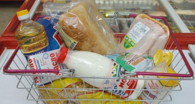 В Украине подорожала продуктовая корзина