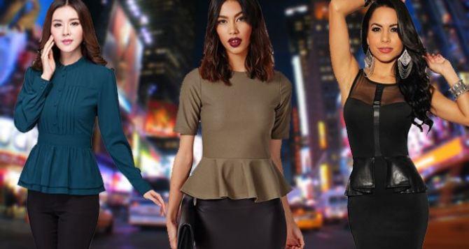 Правила подбора женской блузки