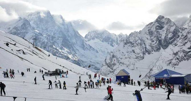 На каком горнолыжном курорте следует остановить свой выбор