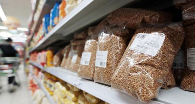 Луганская область бьет рекорды в ценах на продукты