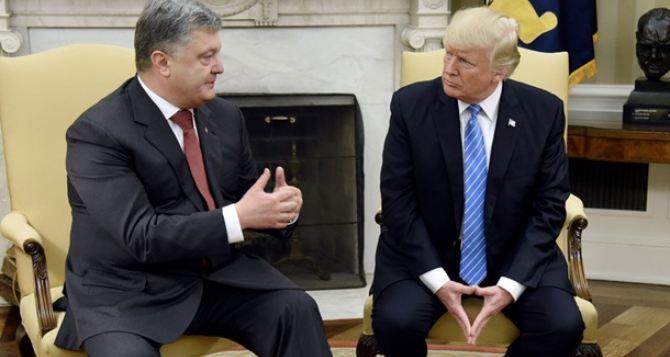 Белый дом поведал овстречах Трампа, задуманных наполяхГА ООН
