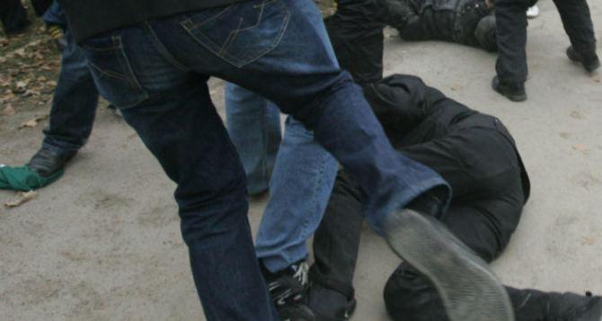 Под Ростовом жестоко избили украинцев за лозунги