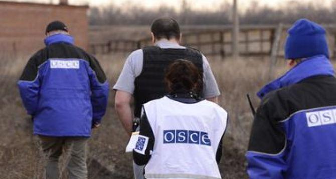 СММ ОБСЕ хочет увеличить число наблюдателей на Донбассе