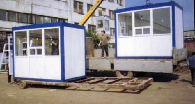 В Луганске демонтировали 69 незаконных киосков