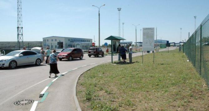 Увеличилось число пересечений границы на пунктах пропуска Гуково и Донецк. —СММ