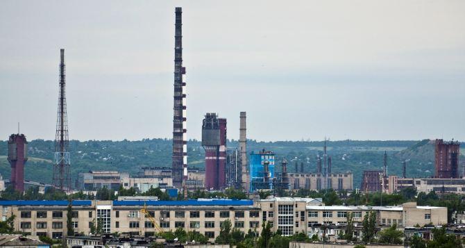 Работники северодонецкого «Азота» предупредили об акции протеста