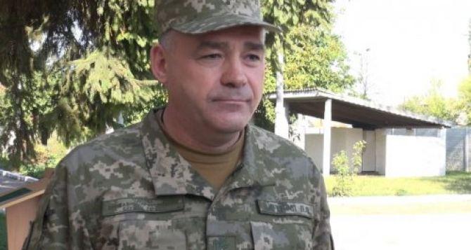 В Лисичанске появится погранотряд, который будет отвечать за линию АТО