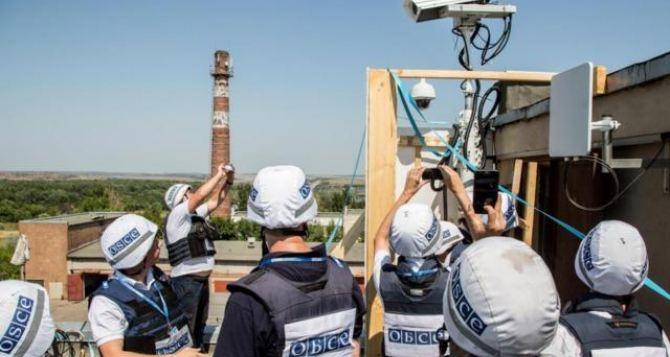 ОБСЕ планирует установить новые камеры для осуществления наблюдения на Донбассе