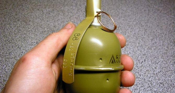 В Харькове участник АТО подорвал себя гранатой