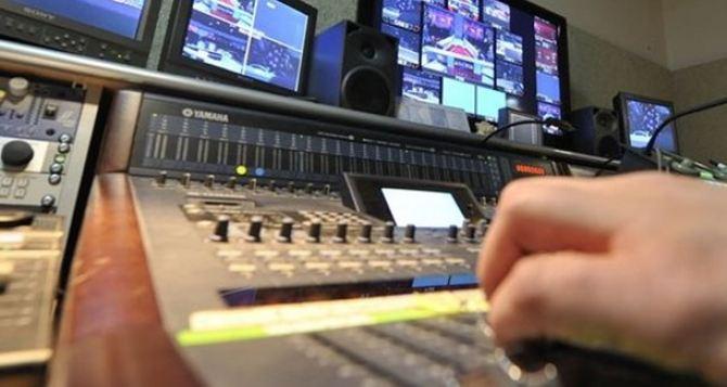 Государственные телеканалы Донбасса объединят в один