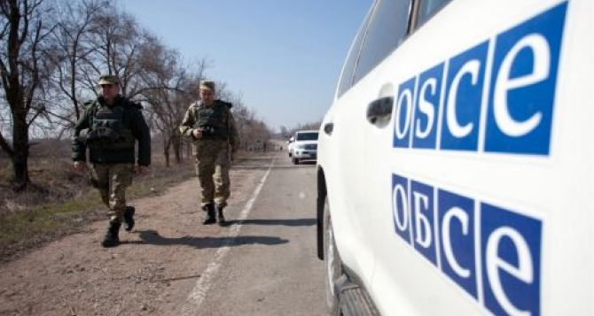 Боевики усиливают позиции наЛуганщине— ОБСЕ